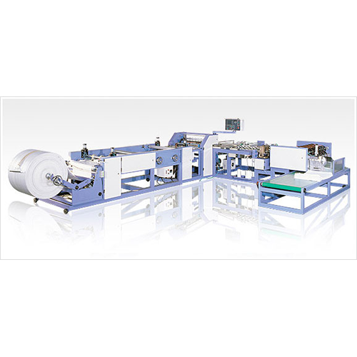 Gusset Cutting Sewing Line GS-2002