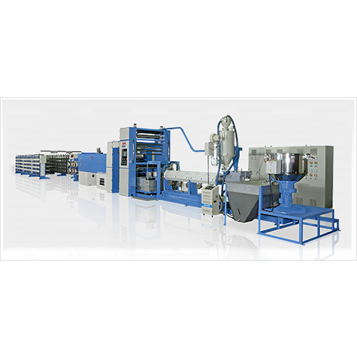 PP/PE Flat Yarn Making Machine