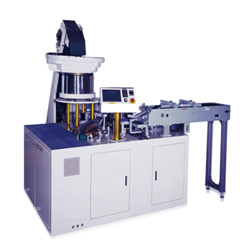 Automatisches Bohren, AL.Foil Sealing & Capping Machine