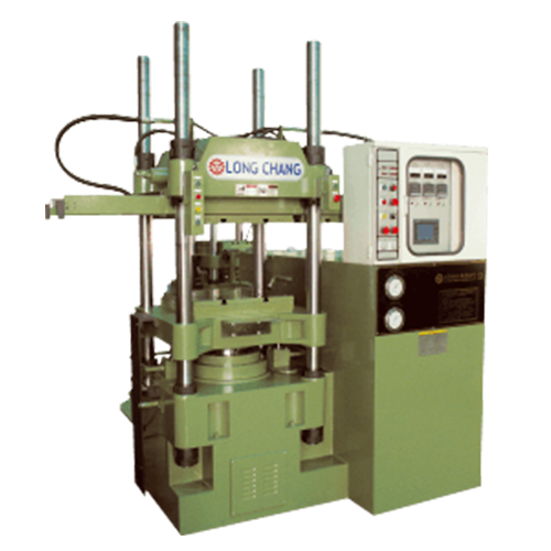 Single Body Double Color Of Automatic Oil Hydraulic Compression Molding Machine - FCE Series